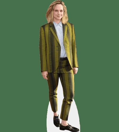 Fiona Dourif (Green Suit)