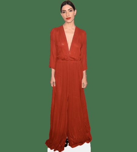Lisa Origliasso (Red Dress)