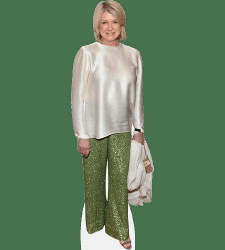 Martha Stewart (Green Trousers)