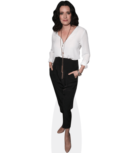 Paget Brewster (White Top)