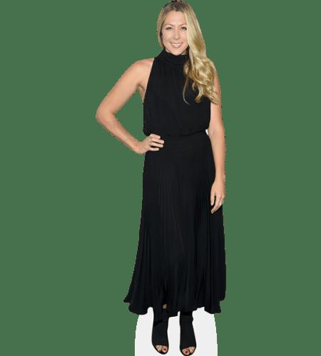 Colbie Caillat (Black Dress)