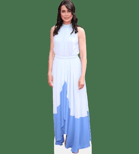 Rena Sofer (Long Dress)