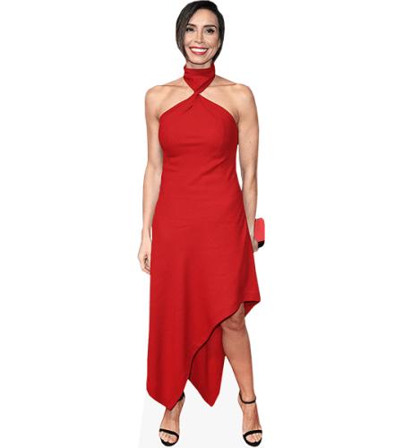 Christine Bleakley (Red Dress)
