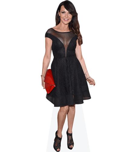 Lizzie Cundy (Black Dress)