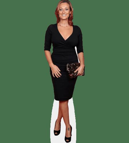 Luisa Bradshaw-White (Black Outfit)