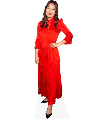 Nicole Kang (Red Dress)