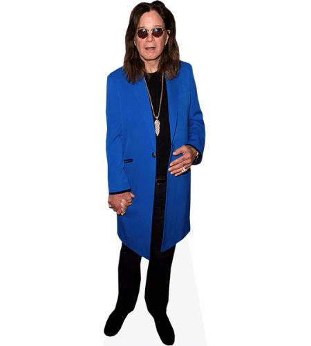 Ozzy Osbourne (Blue Coat)