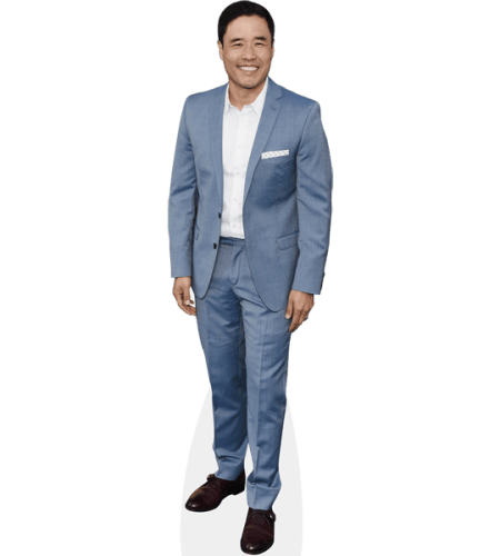 Randall Park (Blue Suit)