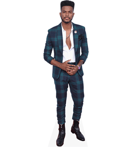 Trevor Jackson (Suit)