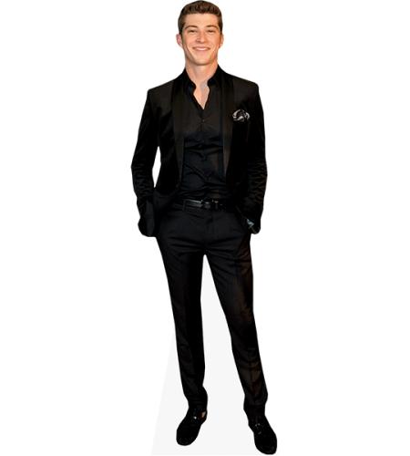 Ben Turland (Black Suit)