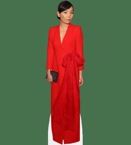 Dami Im (Red Dress)