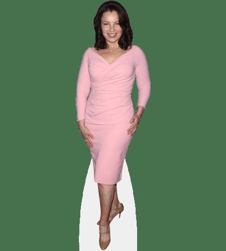 Fran Drescher (Pink Dress)