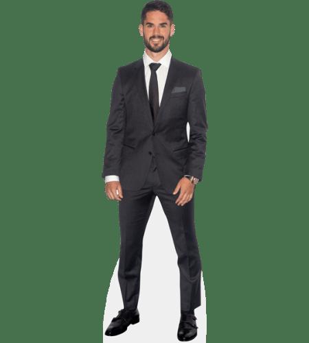 Isco Alarcon (Black Suit)