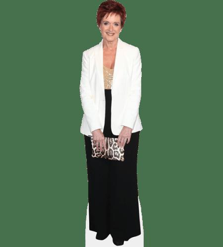Jacqueline Woodburne (White Blazer)