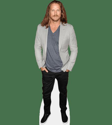 Jason Lewis (Grey Blazer)