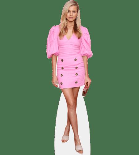 Tegan Martin (Pink Dress)