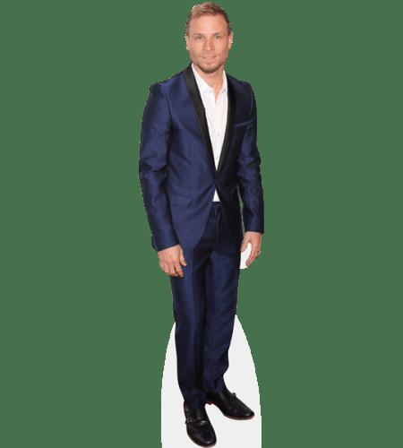 Brian Littrell (Blue Suit)