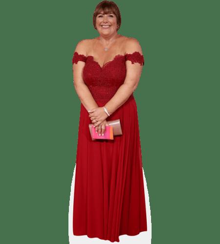 Julie Malone (Red Dress)