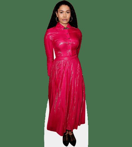 Leyna Bloom (Pink Dress)