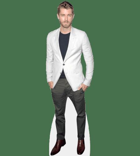 Luke Mitchell (White Jacket)