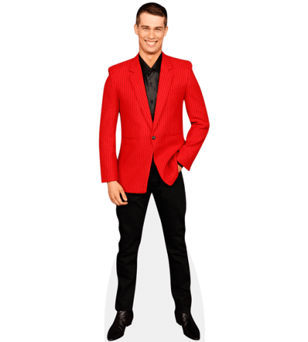 Nicholas Galitzine (Red Jacket)