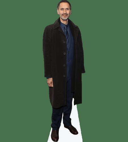 Paul Bazely (Long Coat)