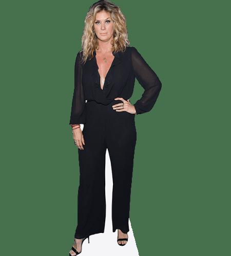 Rachel Hunter (Black Outfit)