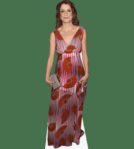 Raquel Cassidy (Pink Dress)
