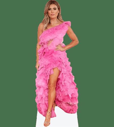 Zoe Hardman (Pink Dress)