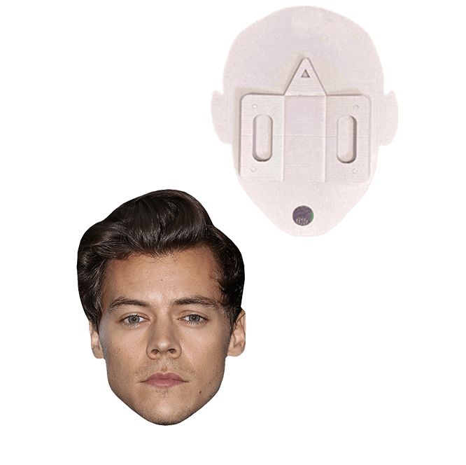 Celebrity Cutouts Big Heads