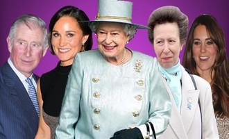 Royals cutouts