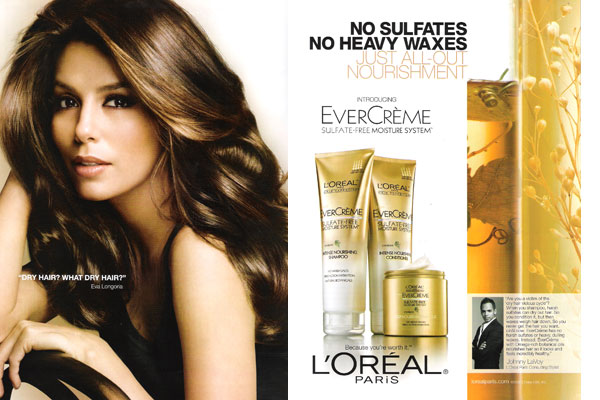 Eva Longoria Actress Celebrity Endorsements Celebrity