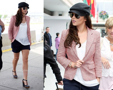 Cheryl Cole from Top to Toe