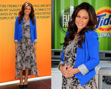 vanessa-lachey-halston-heritage-day-dress