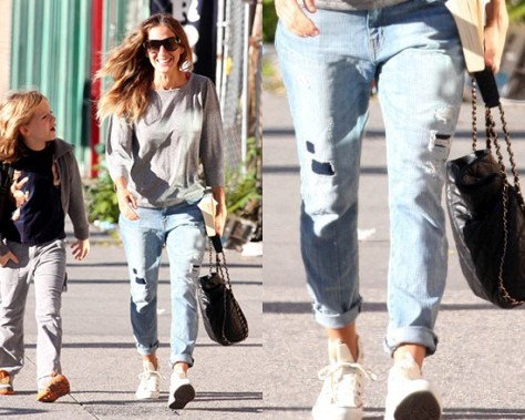 sarah-jessica-parker-Current-Elliott-The-Slouchy-Skinny-Jeans
