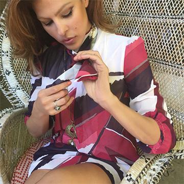 New York & Co. Eva Mendes Collection Sabrina Dress