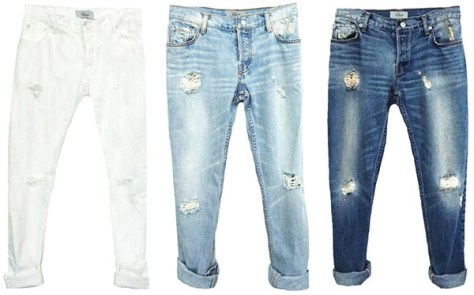 Must-Have Spring Denim from Rails