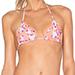 Ellejay Ludi Bikini Top in Desert Bloom