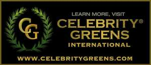 Learn More at www.celebritygreens.com