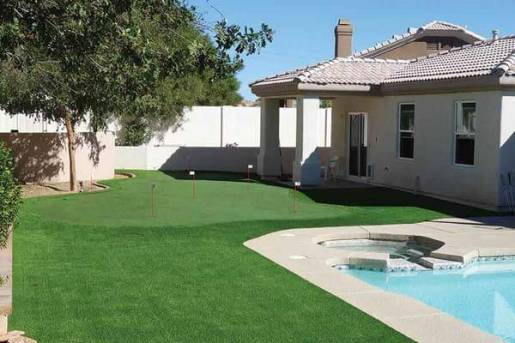 pool-artificial-grass-putting-green