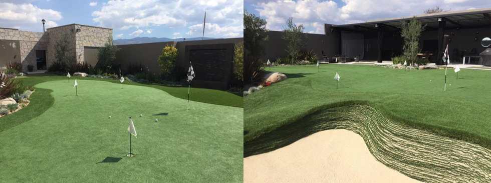 arizona-artificial-grass-golf-green-stacked-bunker