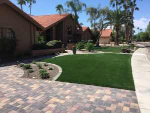 Phoenix-Artificial-Grass-Installation