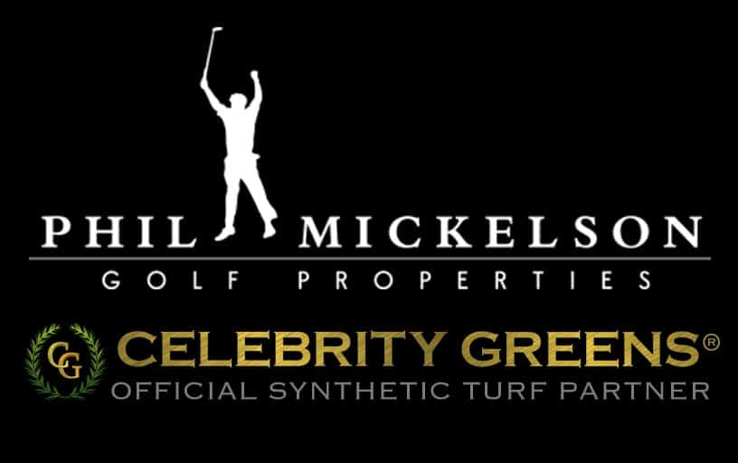 phil mickelson golf properties and celebrity greens