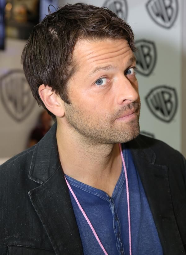 Misha Collins Age Weight Height Measurements