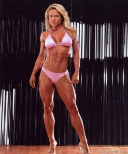monica brant, figure, fitness, competition