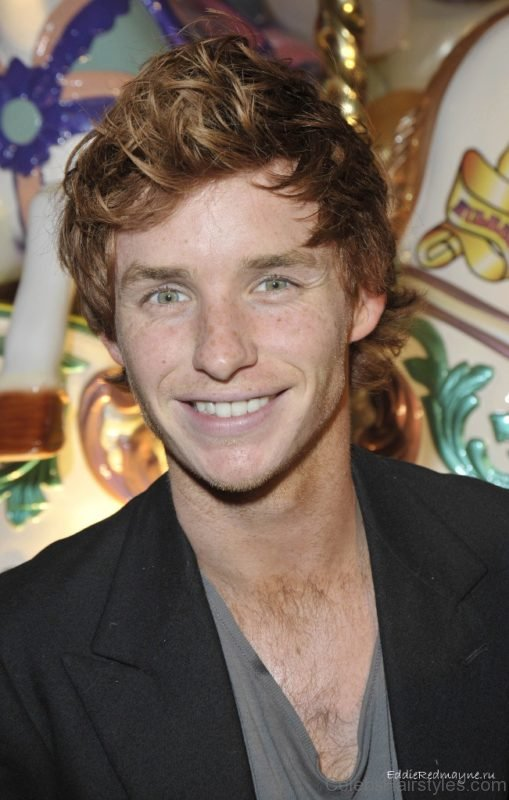 28 Best Hairstyles Of Eddie Redmayne
