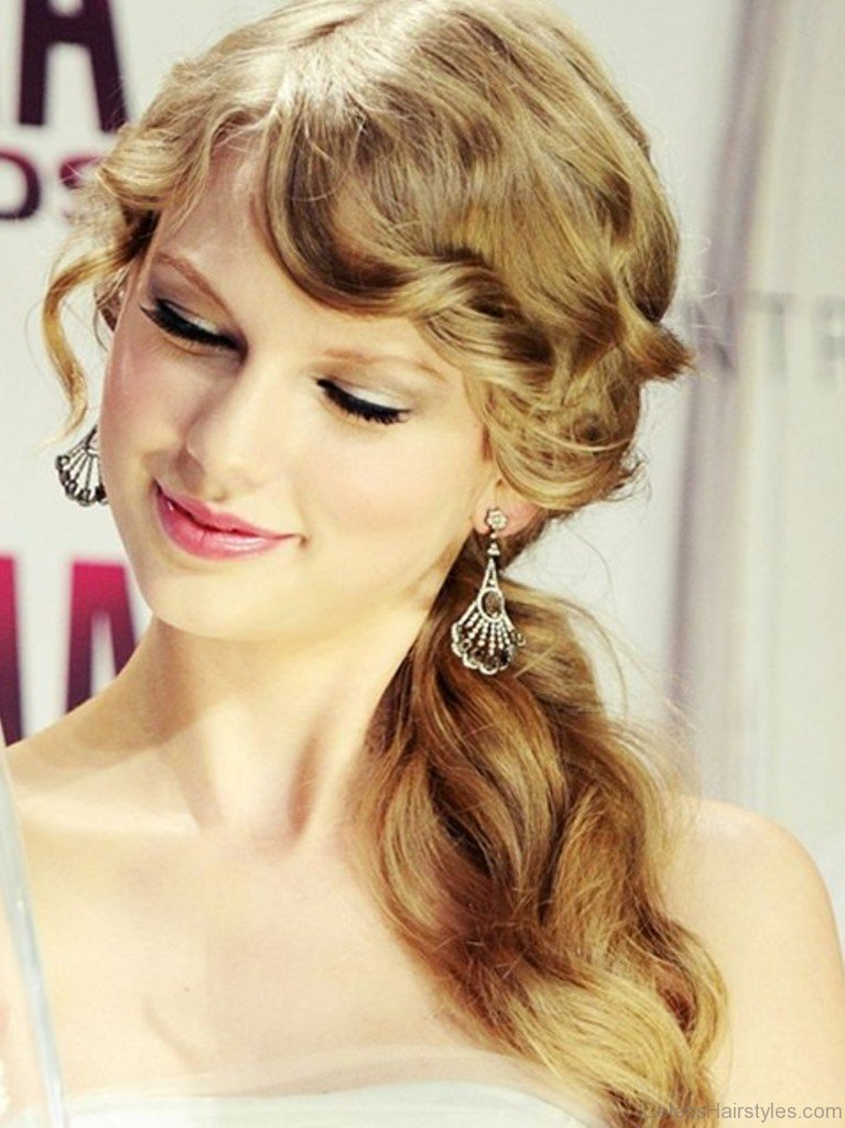 55 Excellent Hairstyles Of Taylor Swift