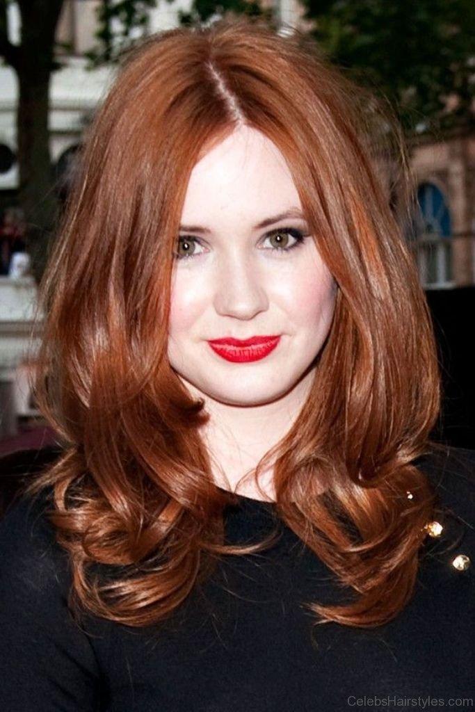 51 Stunning Hairstyles Of Karen Gillan