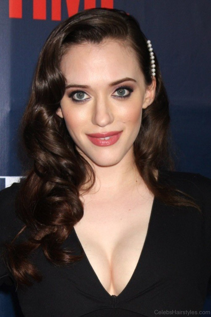 40 Lovely Hairstyles Of Kat Dennings