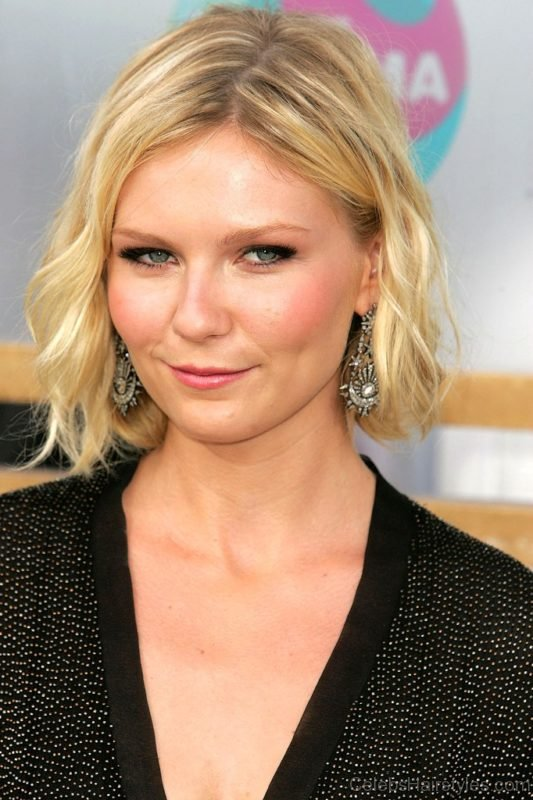 53 Cutest Hairstyles Of Kirsten Dunst